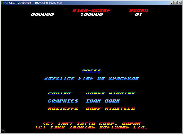 CPCEC - Amstrad CPC Emulator